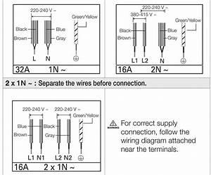 Wiring Electric Hob Diagram