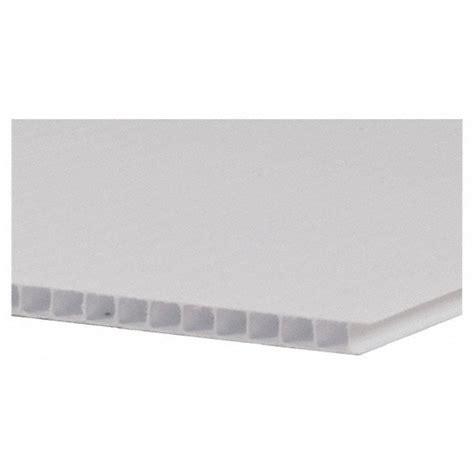 Coroplast  Glass & Plastic Sheets