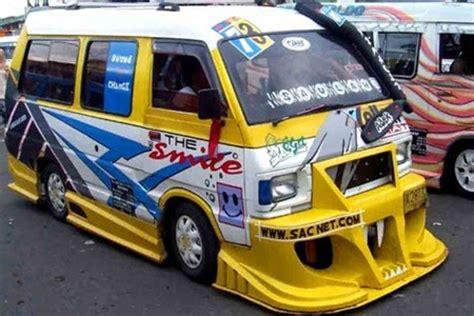 Modifikasi Angkot Carry by Gambar Angkot Tata Ace Iims 2013 Disiapkan Mobil
