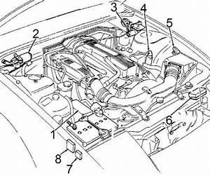 95 Nissan 240sx Engine Fuse Box Cover