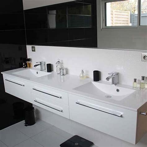 meuble de salle de bain suspendu atlantic bain