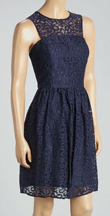 navy lace yoke dress closet goals dresses fashion