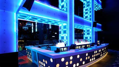 interior designer  night club disco pub