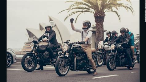 The Most Stylish Bikers In The World