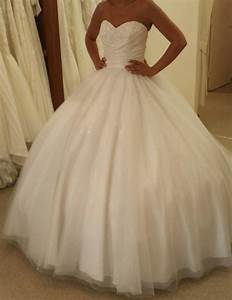 poofy wedding dresses my big poofy alfred angelo With cinderella wedding dress alfred angelo