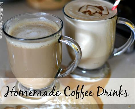 12 healthy starbucks drinks nutritionists swear by. How to Make Espresso at Home and Enjoy Homemade Gourmet Coffee Drinks | Gourmet coffee, Homemade ...