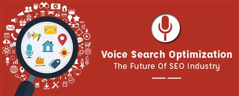 voice search optimisation the future of the seo industry 2017