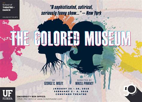 the colored museum the colored museum events college of the arts