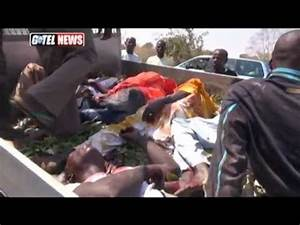 Fatal accident in Adamawa state. - YouTube
