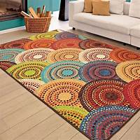 colorful area rugs RUGS AREA RUGS CARPET 8x10 AREA RUG FLOOR MODERN COLORFUL ...