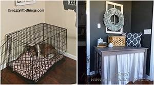 Diy, Dog, Cage, Cover, Up, Tutorial