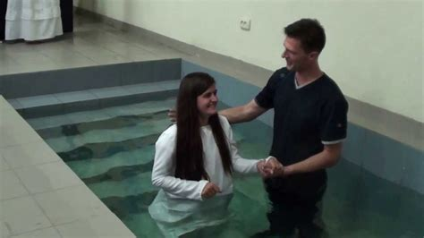 Stella's Girls Getting Baptized! Youtube
