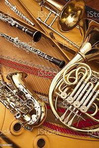 Woodwind, And, Brass, Instruments, Stock, Photo, -, Download, Image, Now