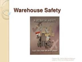 Warehouse Safety Slogans