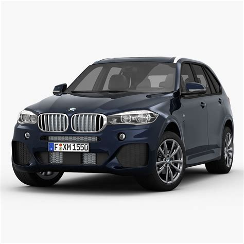 Bmw X5 Models by Bmw X5 M Sport Package 2014 3d Model Max Cgtrader