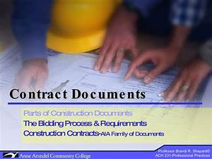 Ach 231 lecture 07 contract documents part 2 for Asi construction documents