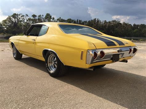 Chevrolet Chevelle Ss For Sale by 1971 Chevrolet Chevelle Ss For Sale