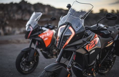 ktm adventure s launch ride 2017 ktm 1290 adventure s morebikes