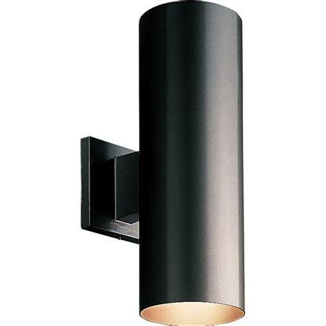 progress lighting 2 light black wall lantern p5675 31