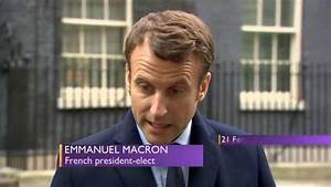 Brexit fallout: Macron takes aim at Britain's bankers ...