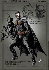 Concept Art of Ben Affleck as Batman — GeekTyrant
