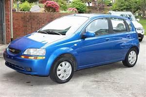 2005 Chevrolet Aveo - Overview