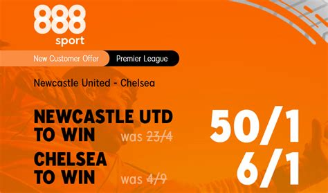 Newcastle v Chelsea Price Boost: Get 50/1 Toon Or 6/1 ...