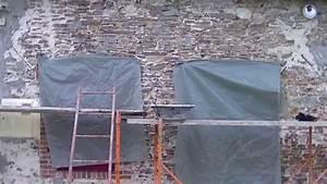 Reparer Grosse Fissure Mur Exterieur : r parer les fissures d 39 une fa ade youtube ~ Melissatoandfro.com Idées de Décoration