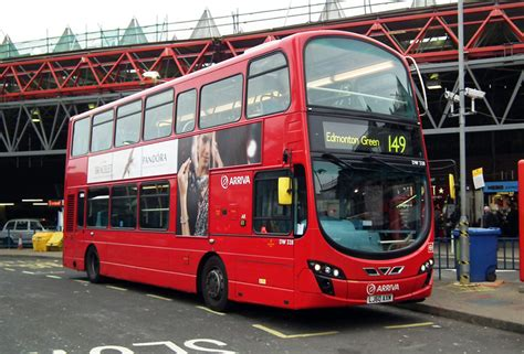 london bus routes route  edmonton green london bridge