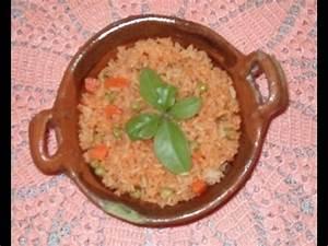 Receta de arroz rojo mexicano - La receta de la abuelita ...