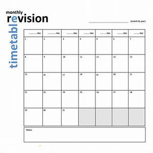 monthly homework calendar template