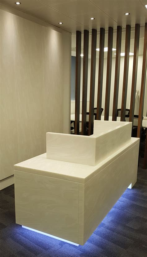 bespoke reception desks bespoke reception desks