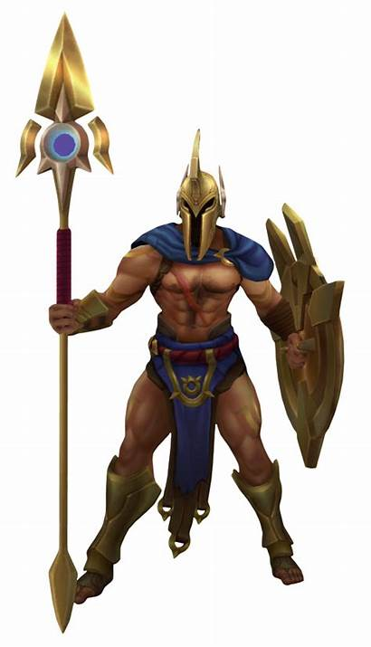 League Legends Pantheon Reworks Rework