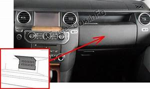 Fuse Box Diagram  U0026gt  Land Rover Discovery 4    Lr4  2009