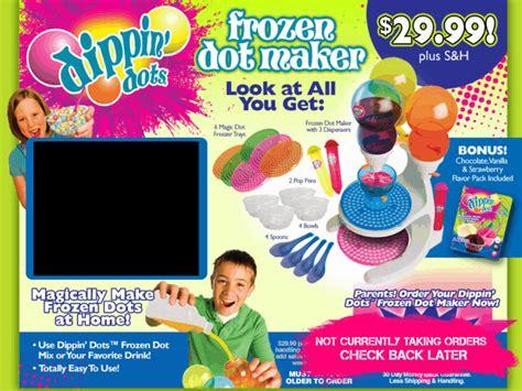 Dippindotstoy.Com: The Dippin' Dots Frozen Dot Maker!