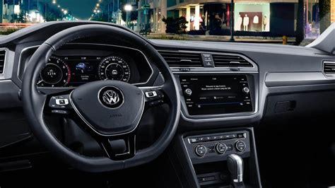 2018 Volkswagen Tiguan Specifications Info