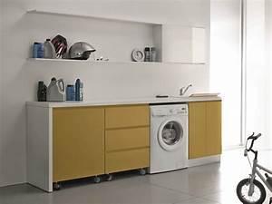 Waschbecken Für Waschküche : idrobox waschk che schrank mit rollen by birex ~ Sanjose-hotels-ca.com Haus und Dekorationen