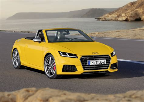Audi Opens New Tts Roadster Photos Carscoops