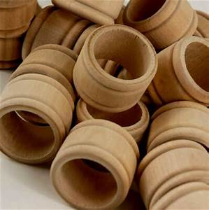 download wood napkin rings craft plans free With what kind of paint to use on kitchen cabinets for wooden candle holders unfinished