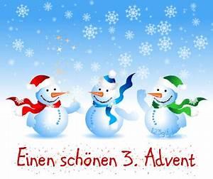 Grüße Zum 2 Advent Lustig : witzige bilder zum 3 advent advent bilder advent ~ Haus.voiturepedia.club Haus und Dekorationen