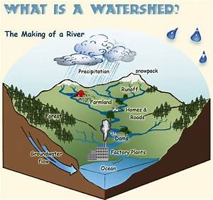 A Watershed  The Making Of A River