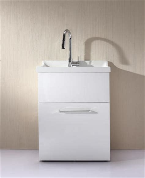 yani all in one utility sink with pull out faucet included