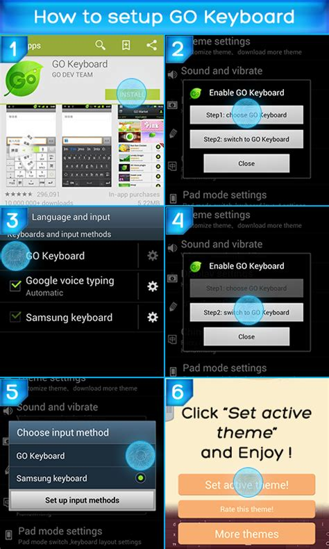 color themes for android color themes keyboard free app android freeware