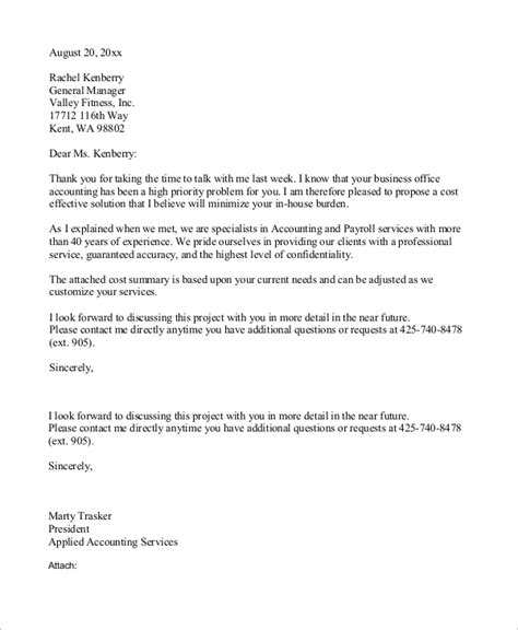 example of business letter 9 business letter examples sample templates 21567 | Business Proposal Letter Example