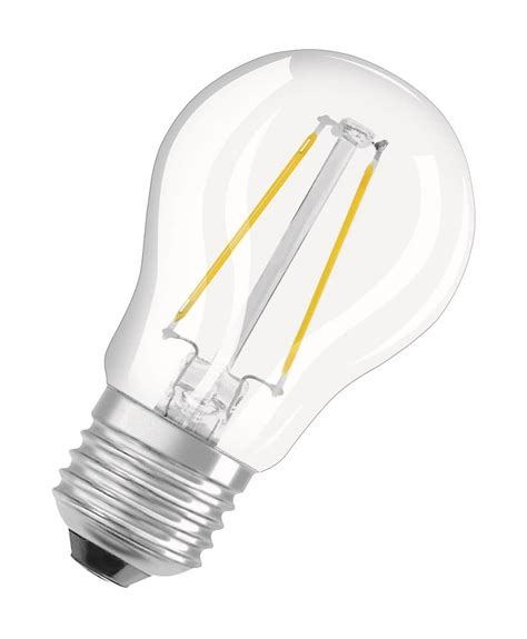 Led Birnen Osram by Osram E27 Led Birne Retrofit Filament 1 3w 136lm Warmweiss