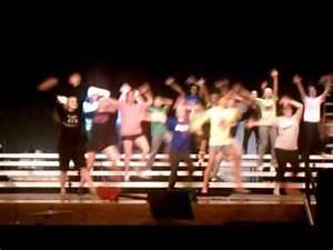 Sioux city East High school show choir practice 2 - YouTube