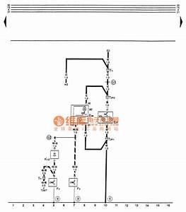 Santana 2000 Gsi - At The Dome Light  Visor Light Circuit Diagram