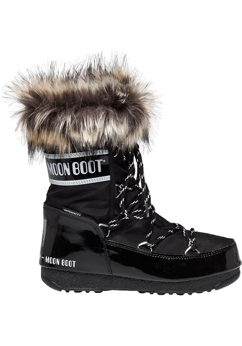 Lyst - Tecnica Moon Boot We Monaco Low After Ski Boot ...