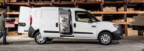 2016 Ram Promaster City Cargo Van Review