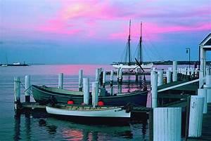 Vineyard Haven Harbor at Sunrise | Flickr - Photo Sharing!